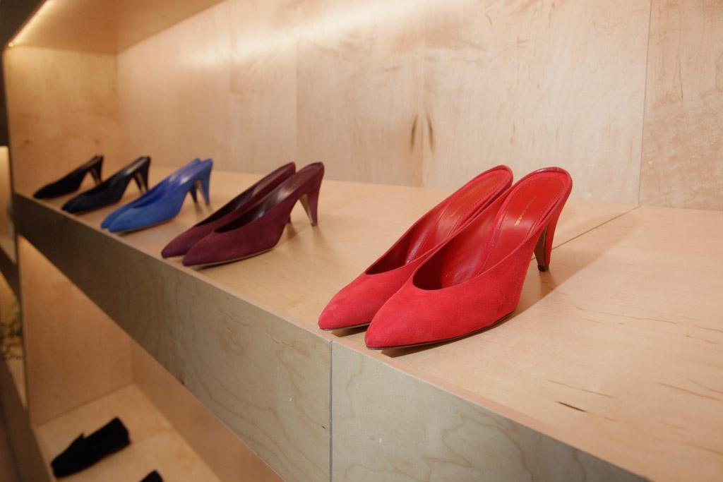 Mansur Gavriel Fall 2016 Shoes New York Fashion Week