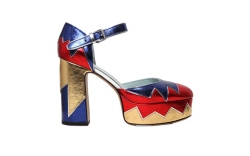 David Bowie-Inspired Shoes