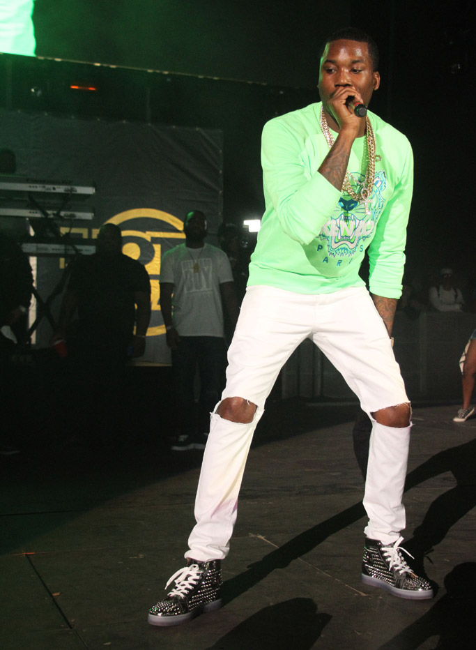 Meek Mill Shoes Style