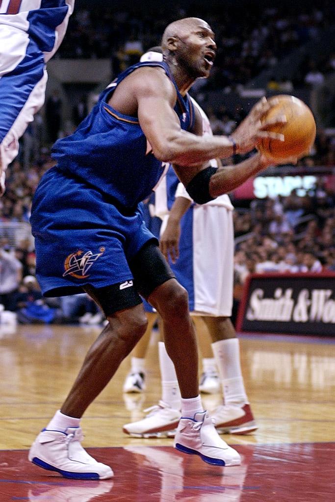 Michael Jordan 2003 Air Jordan 18