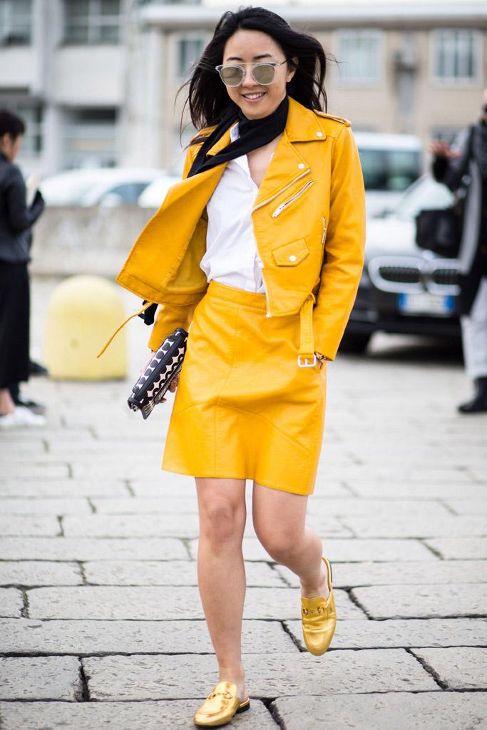 Milan Fashion Week Street Style Shoes
