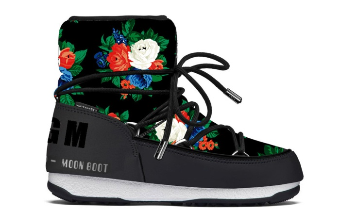 MSGM Moon Boots