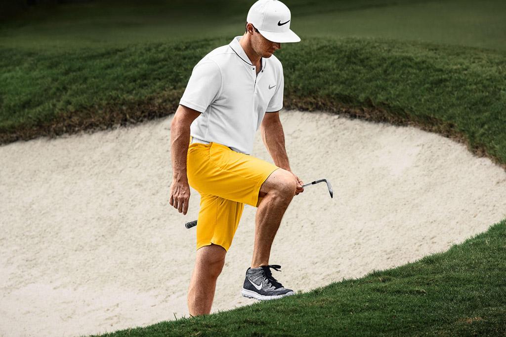 Nike Flyknit Chukka Golf Rory McIlroy