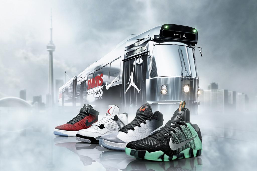 Nike Jordan Brand NBA All-Star Weekdend