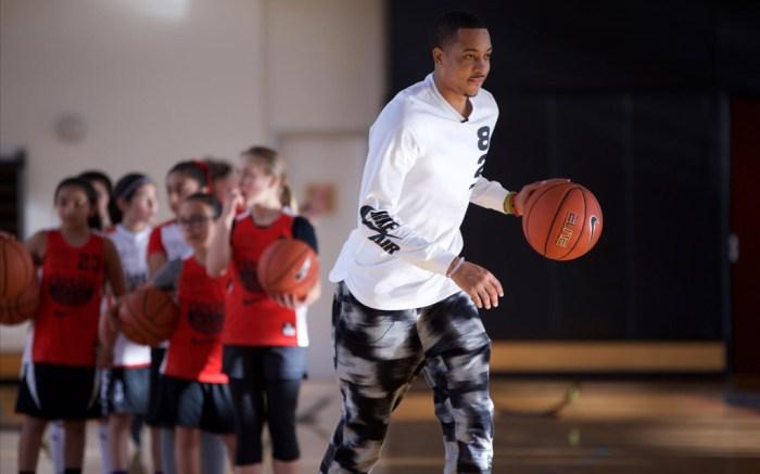 Rip City Academy Nike Portland Trail Blazers CJ McCollum