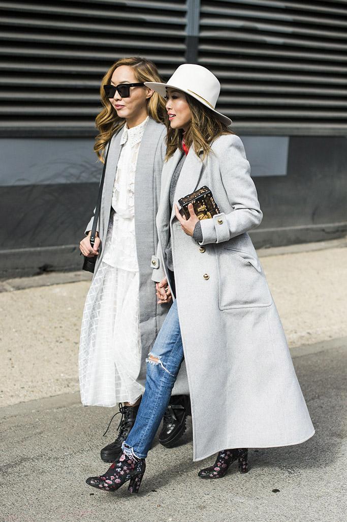 Street Style New York Fashion Week Fall 2016