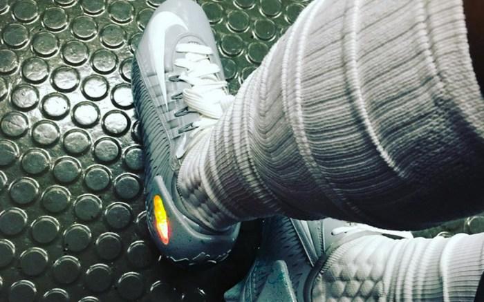 Odell Beckham Jr. Nike Air Mag Cleats