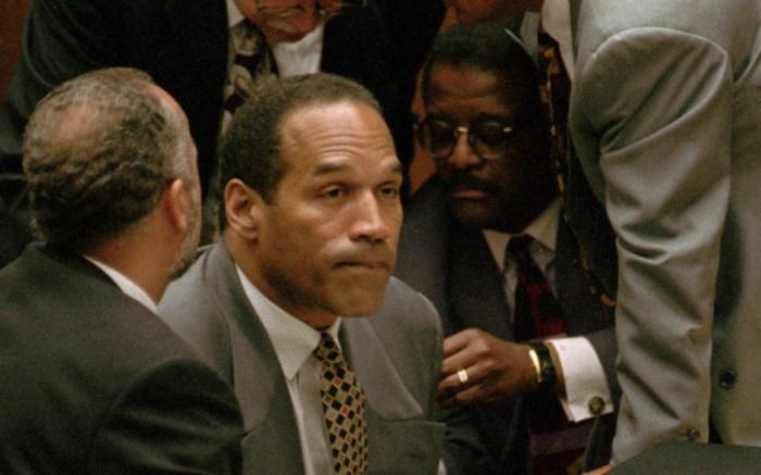 O.J. Simpson Murder Trial