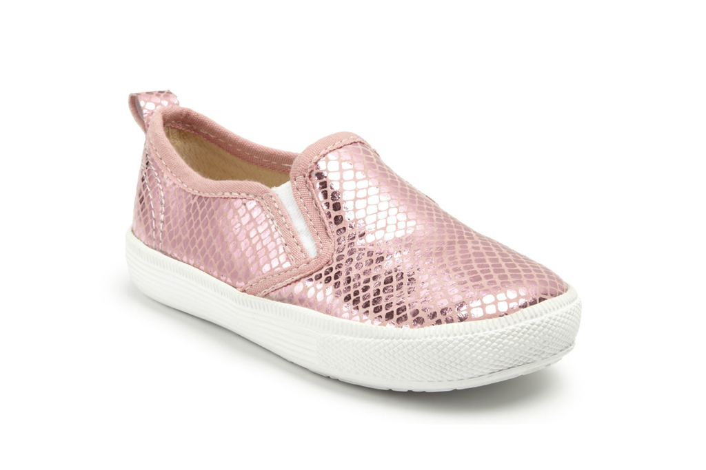 Pink And Red Valentine's Day Shoes For Girls