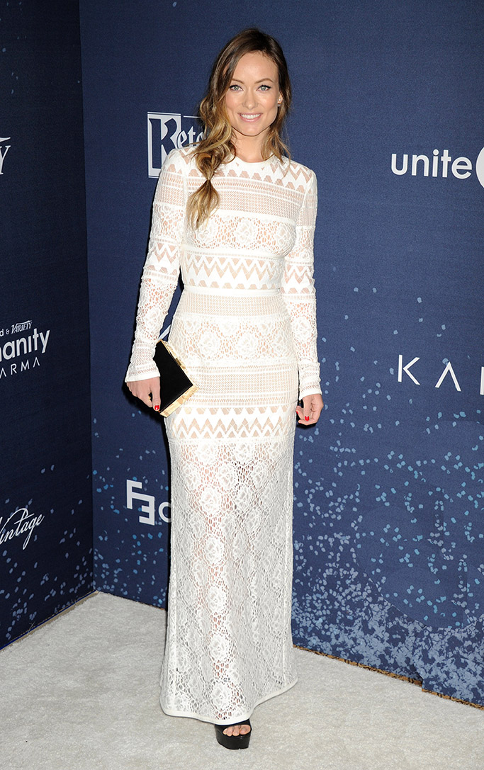 Olivia Wilde Variety Unite4:Humanity Gala
