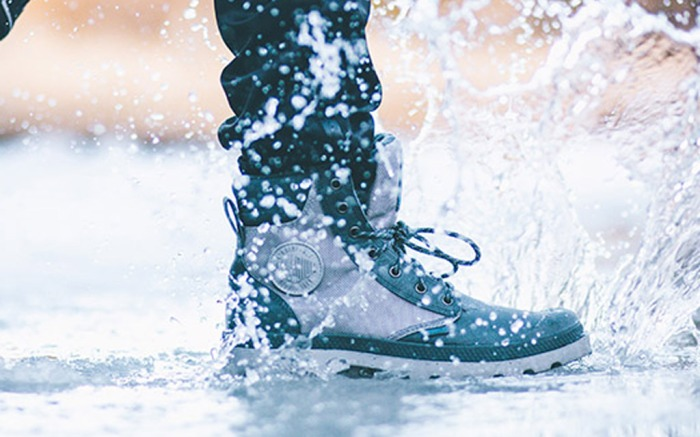 Palladium Waterproof