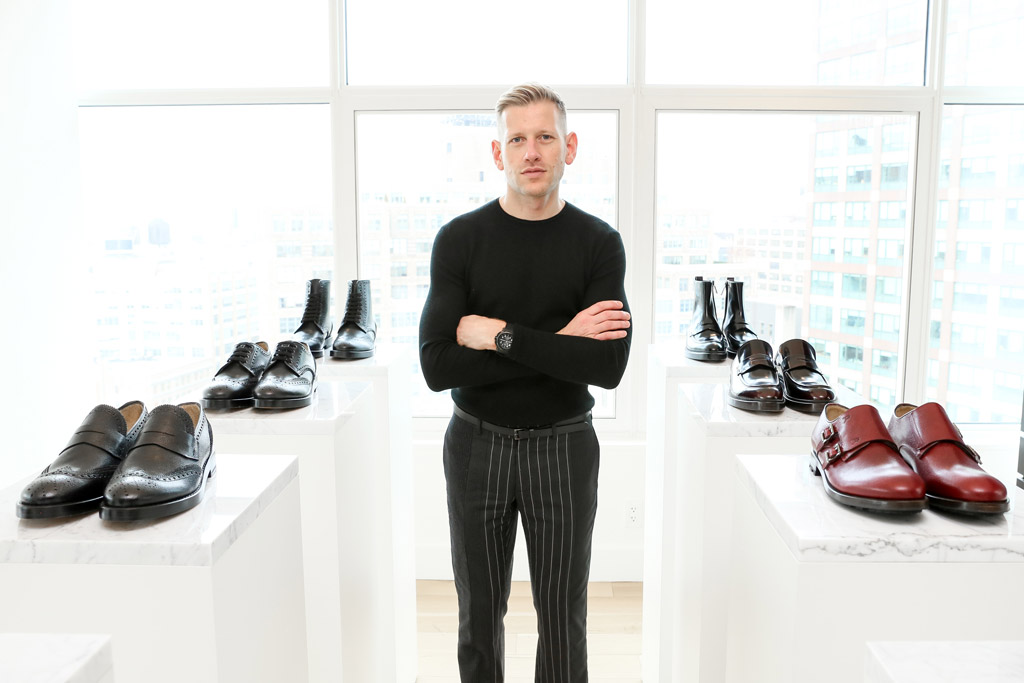 Paul Andrew Men's Shoes Fall 2016