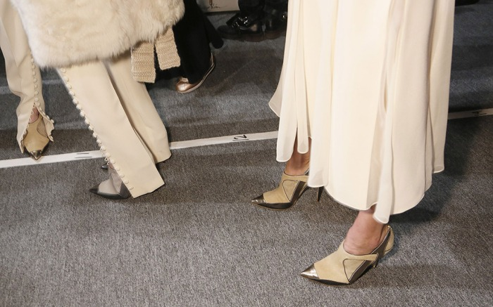 Prabal Gurung Fall 2016 Shoes On The Runway