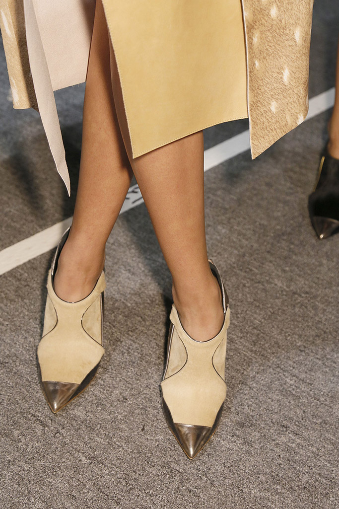 Prabal Gurung Fall 2016 Shoes On The Runway