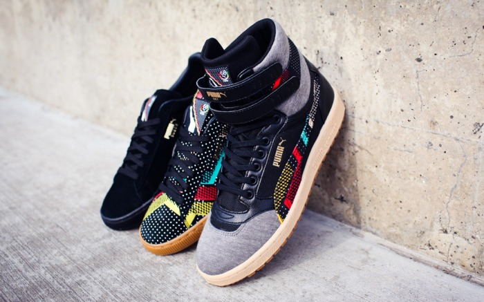 Puma Black History Month Sneakers