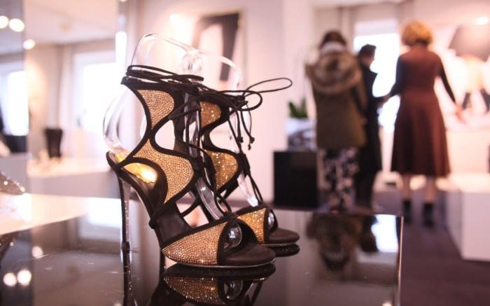 Rene Caovilla Fall 2016 Shoes