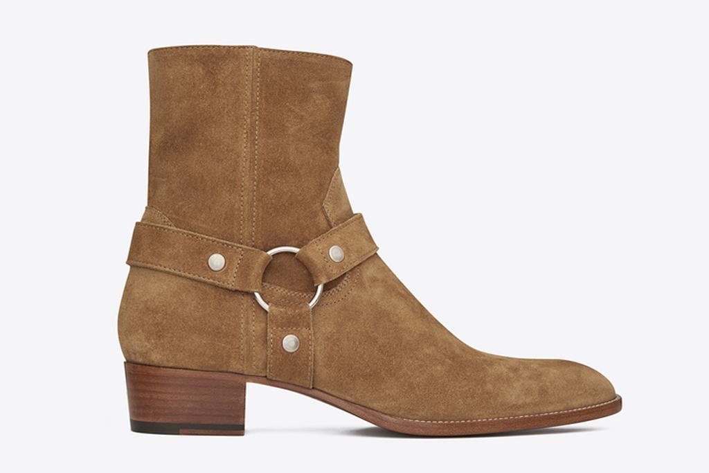 Saint Laurent Men's Boots