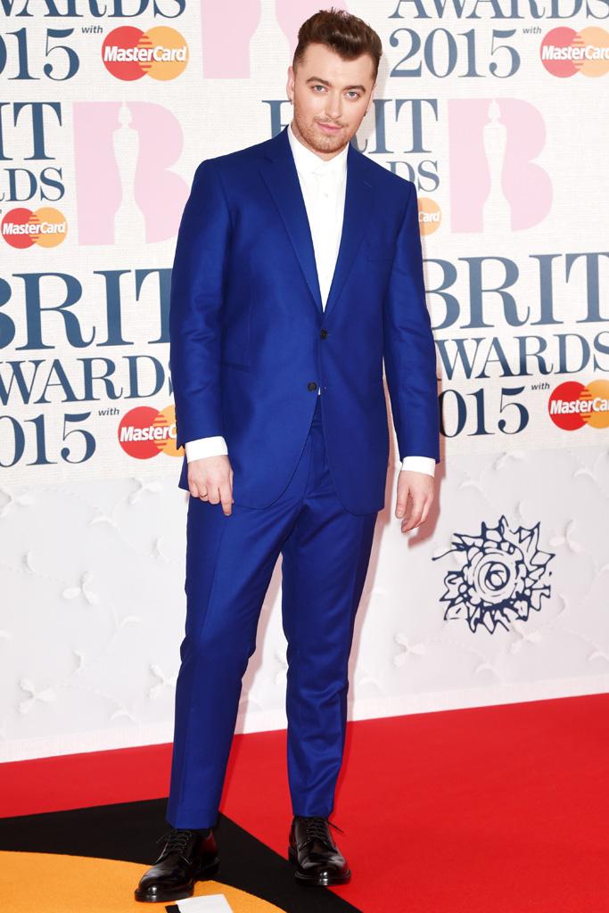 Sam Smith Brit Awards