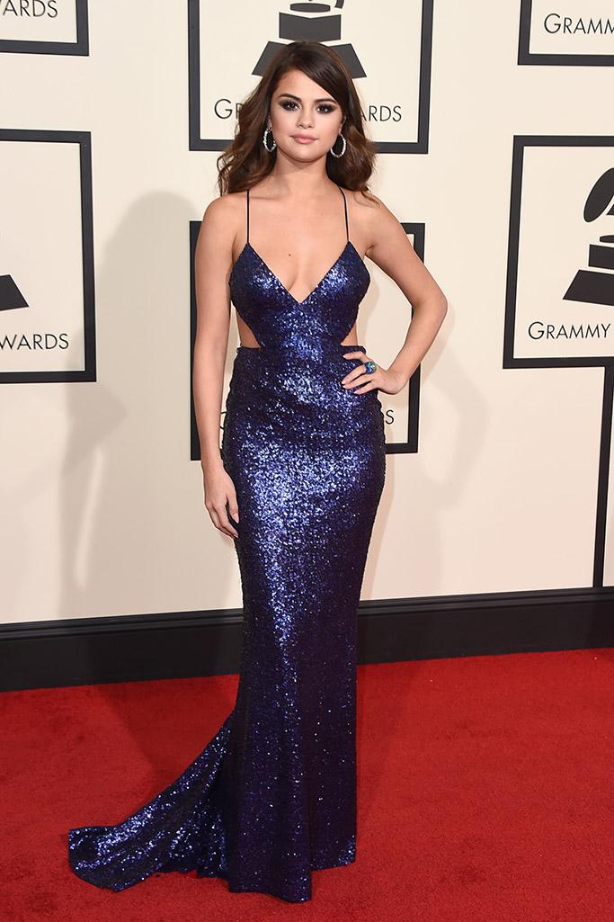 Selena Gomez 2016 Grammy Awards