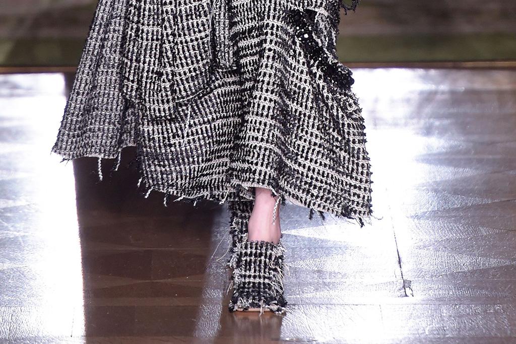 Simone Rocha Fall 2016 Shoes On The Runway