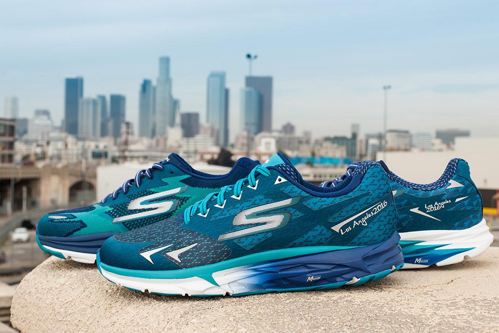 Tableta alto sin  Skechers Preps for LA Marathon Debut – Www-medinatheatre News