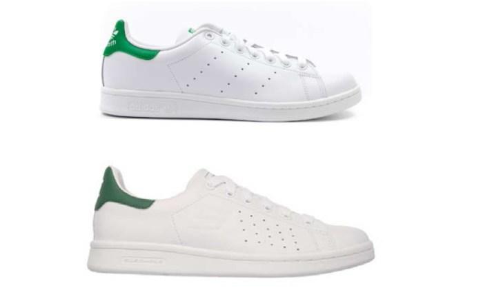 Adidas Stan Smith Skechers Fakes