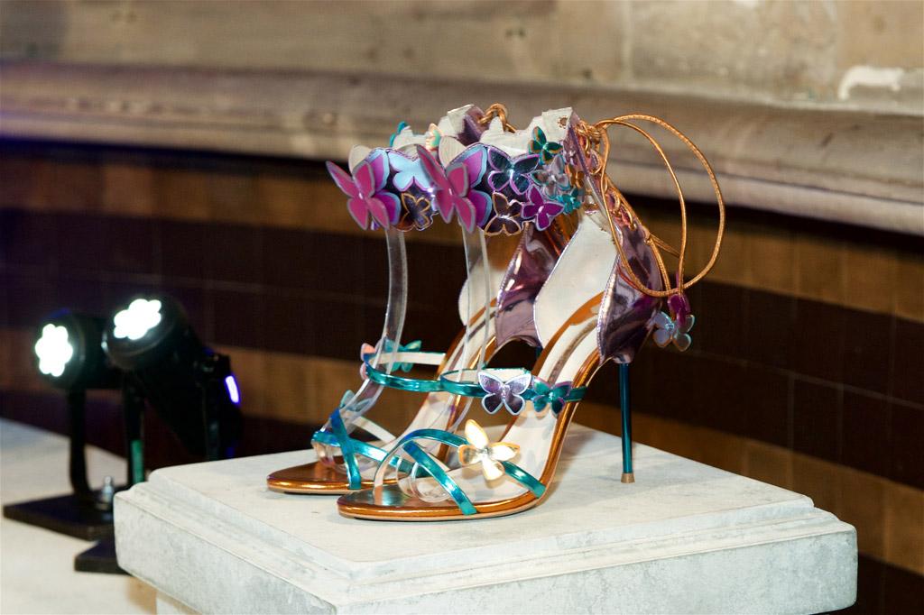 Sophia Webster Fall 2016 Shoes