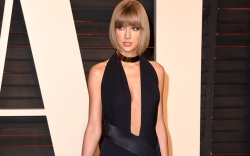 Taylor Swift 2016 Oscars After Party
