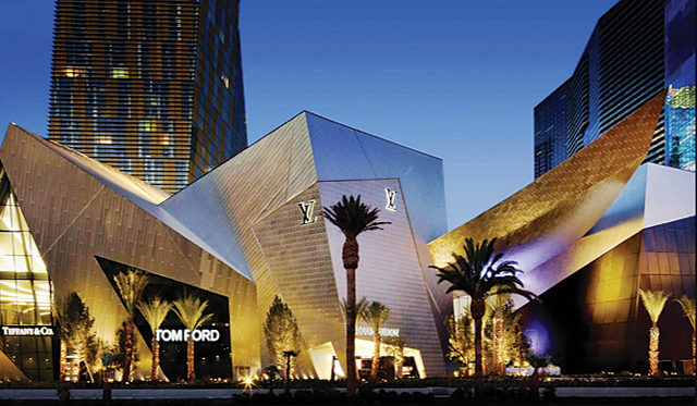 The Shops at Crystals Las Vegas