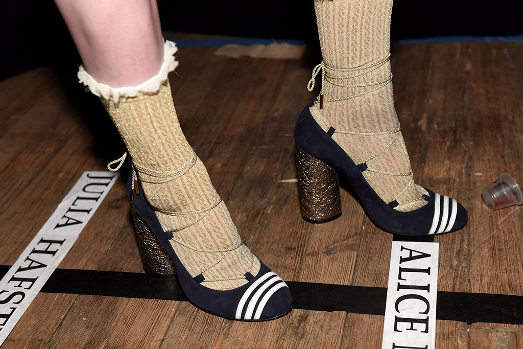 Tommy Hilfiger Fall 2016 Shoes On The Runway