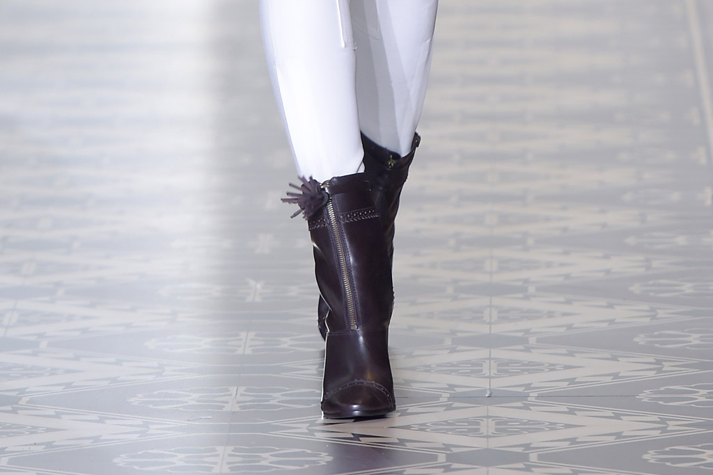 Tory Burch Fall 2016 Shoes On The Runway