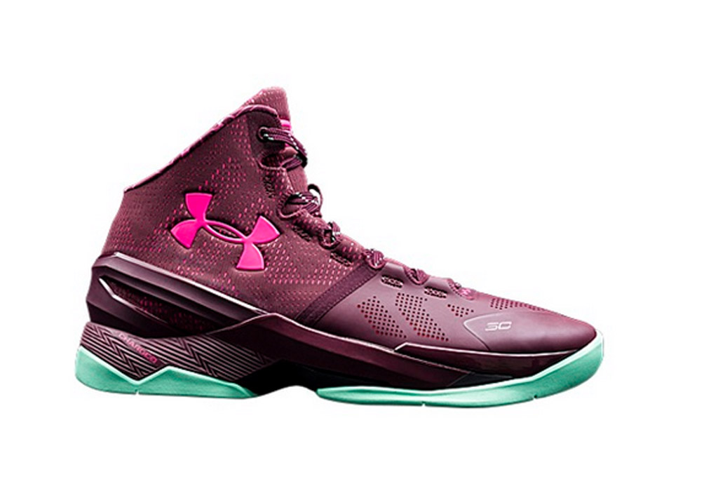Under Armour Curry Two BHM