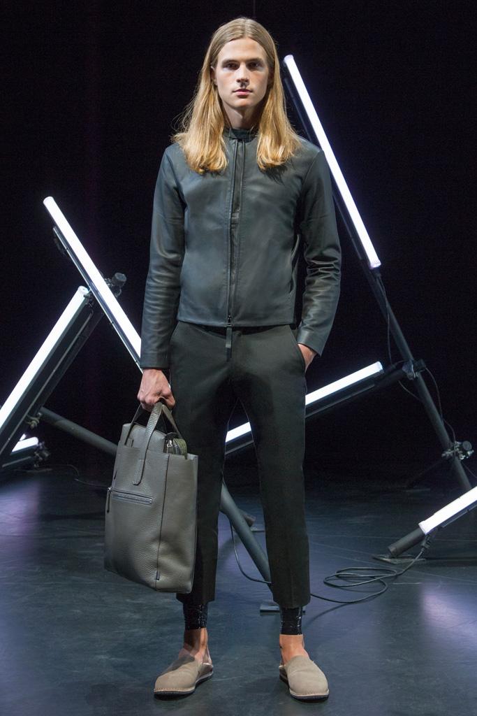 Uri Minkoff Fall 2016 New York Fashion Week Mens