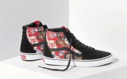 Vans 50th Anniversary SK8 Hi Sneakers