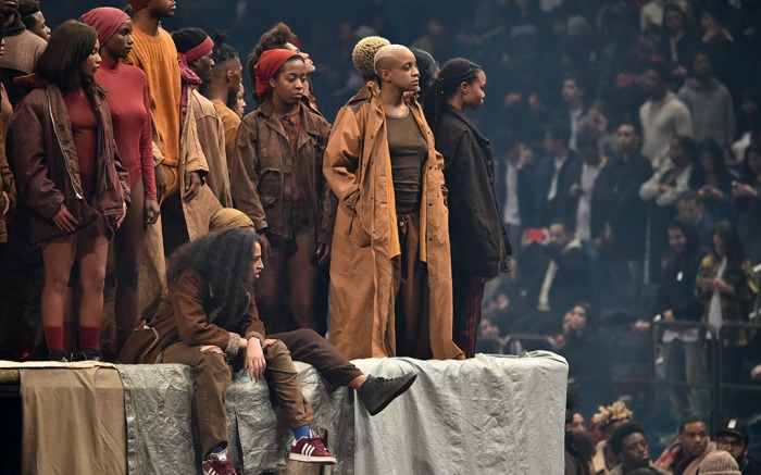 Yeezy Season 3 RTW Fall 2016 Shoes On The Runway