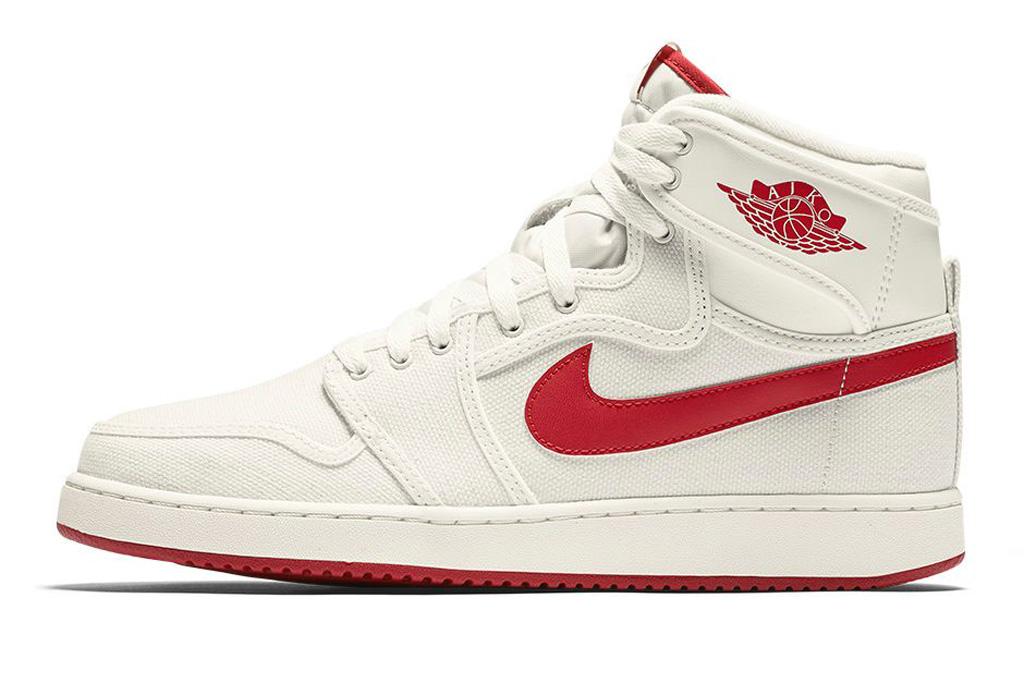 Air Jordan 1 KO High OG Timeless Canvas