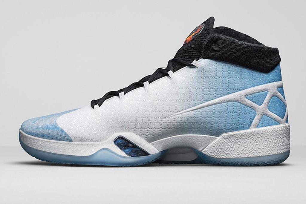 Air Jordan XXX UNC