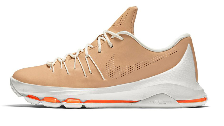 Nike KD8 EXT Vachetta Tan