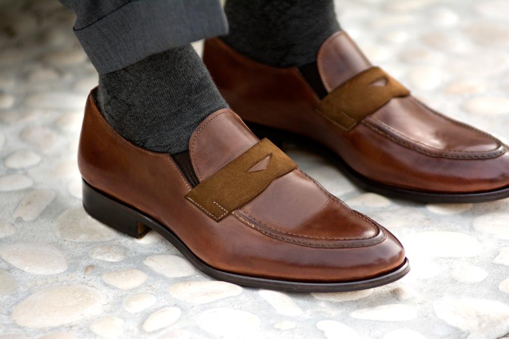 Ace Marks loafer