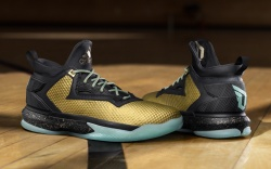 Adidas D Lillard 2 Fool's Gold