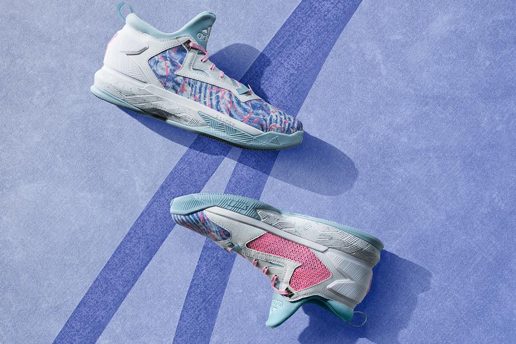 Adidas D Lillard Easter Sneakers