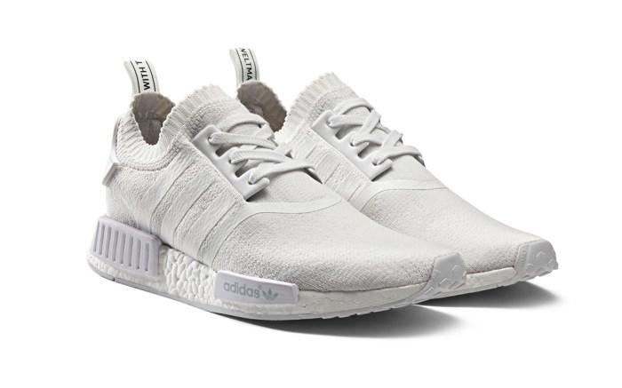 Adidas NMD_R1 Monochrome Sneaker
