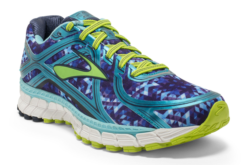 Brooks Adrenaline GTS 16 Kaleidoscope Collection Women's
