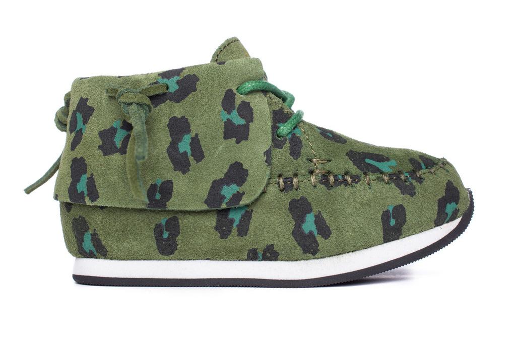 AKID Stone Sneakers