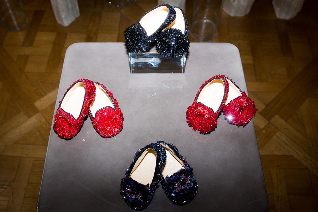 Aleksander Siradekian Shoes Fall 2016 Collection