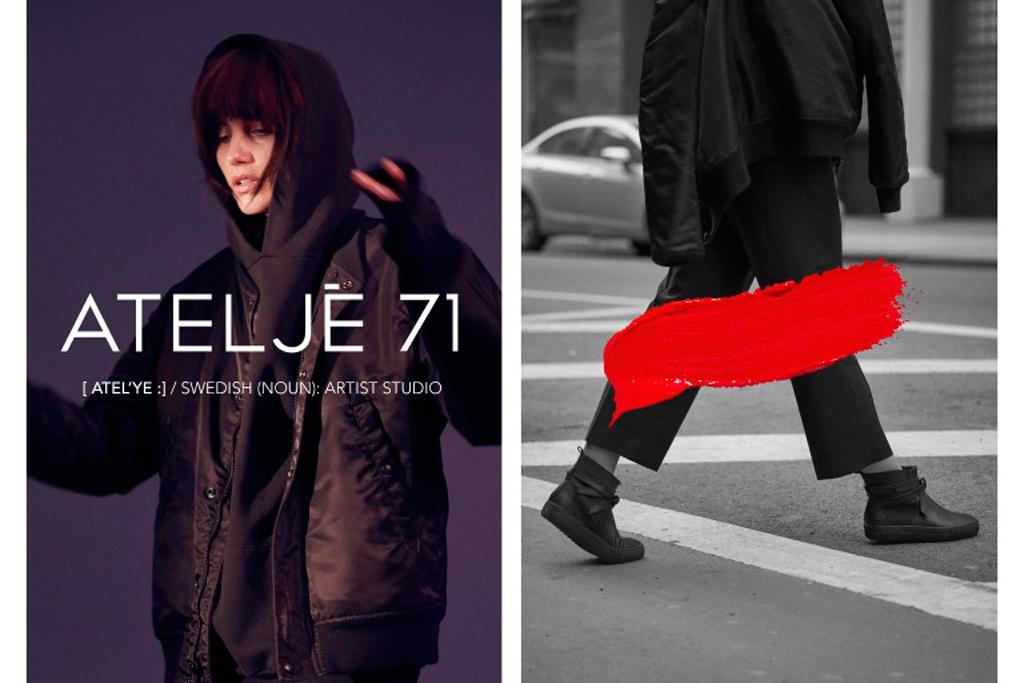 Atelje 71 Spring 2016 Campaign