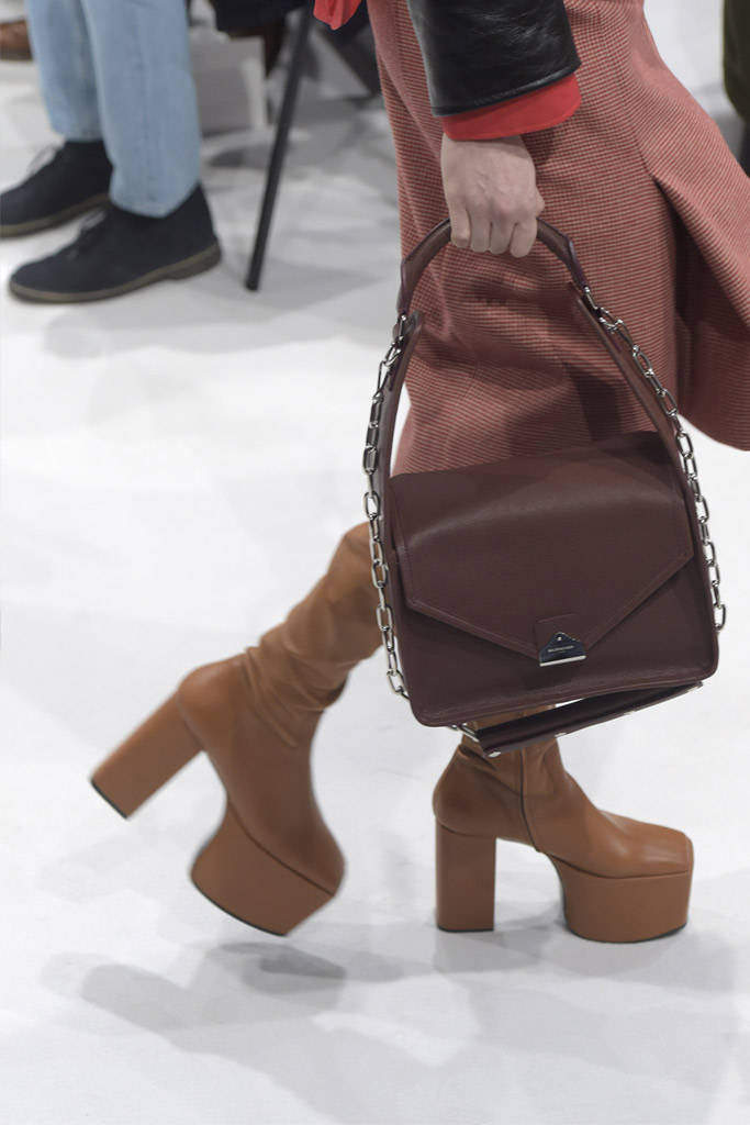 Balenciaga Fall 2016 Shoes On The Runway