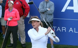 Caitlyn Jenner ANA Inspiration Golf Tournament