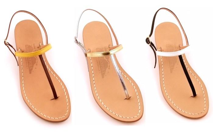 canfaro capri sandals