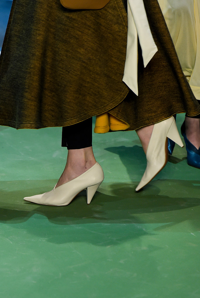 Phoebe Philo Defined the 'Ugly' Shoe